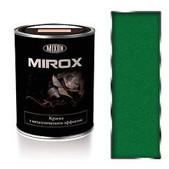 Термостойкая краска с металлическим эффектом Mixon Mirox №6000 0,75л