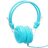 Наушники Hoco W5 Manno Цвет Синий