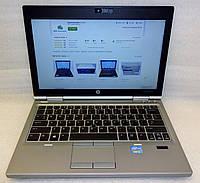 Ноутбук, notebook, HP EliteBook 2570p, Core I5 3320m, 4 ядра по 3,3 ГГц, 4 Гб ОЗУ, HDD 160 Гб
