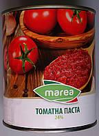 Томатна паста 24% (Tomato Paste 22/24) Marea 800 г