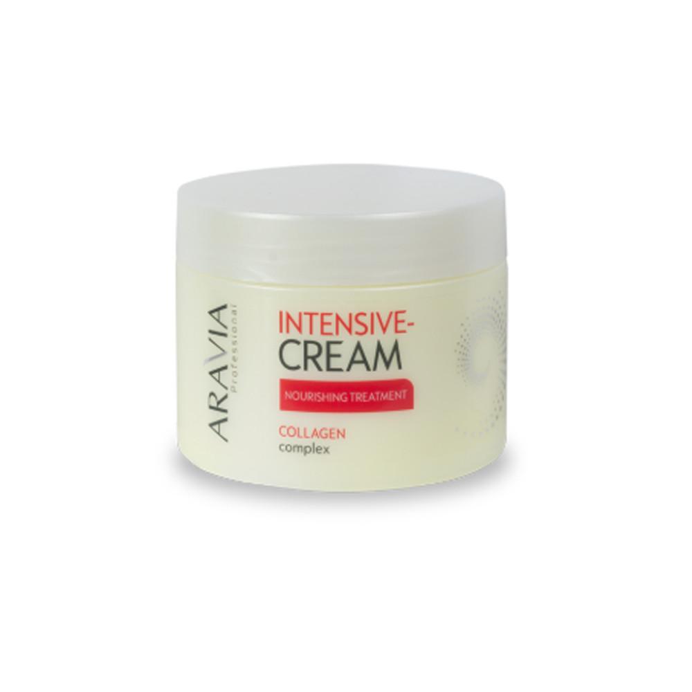 Крем-сливки для кожи Aravia Professional 300 мл