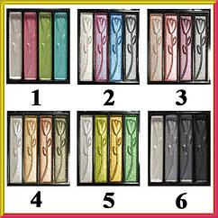 Тени для Век Meis MS-0401 Четырехцветные Компактные Упаковкой 36 шт, 6 тонов для Глаз Декоративная Косметика