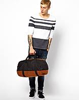 Сумка дорожня Mi-pac - Daffle Bag - Black, фото 1