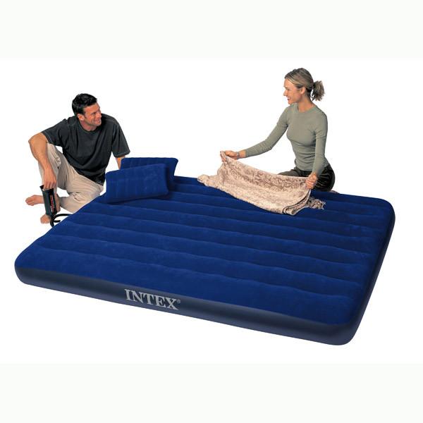 матрас с двумя подушками