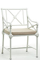 Кресло Верона обеденное Белое (Pradex ТМ)