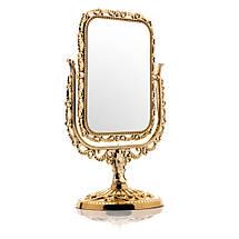 Зеркало для макияжа №825, настольное, фото 3