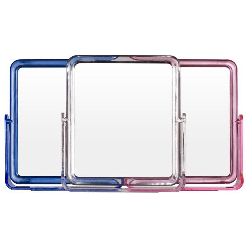 Зеркало для макияжа настольное Ri Zhuang №R-04, прозрачное