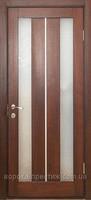 Двери деревянные №5 (стекло)