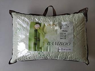 """Подушка искусственный Бамбук ТМ """"ZEVS"""" VIP 50 х 70 см"""