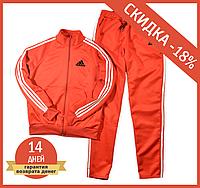 Летний спортивный костюм Adidas (Адидас) для тренировок