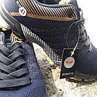 Кросівки Bonote р. 44 текстиль темно-сині, фото 4