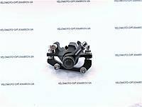 Калипер дисковый механический тормоз Alhonga 140/160, Тайвань, фото 1