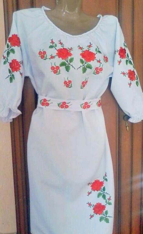 Вишите плаття 1c08b86e30180