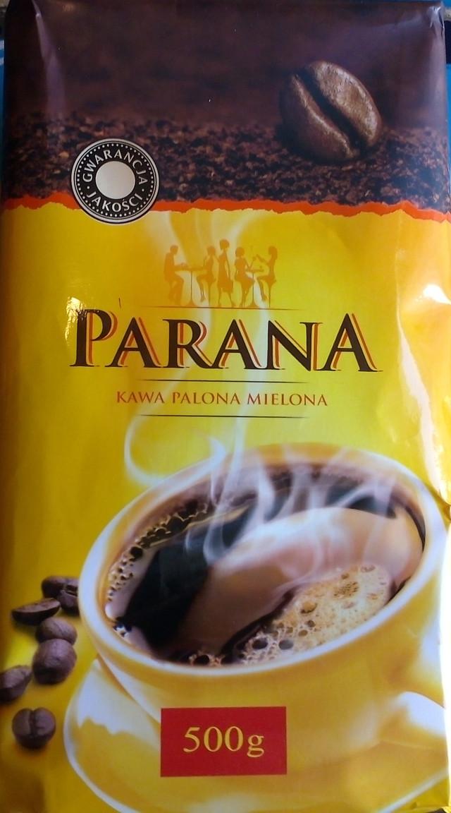 Молотый кофе Парана 500 г.