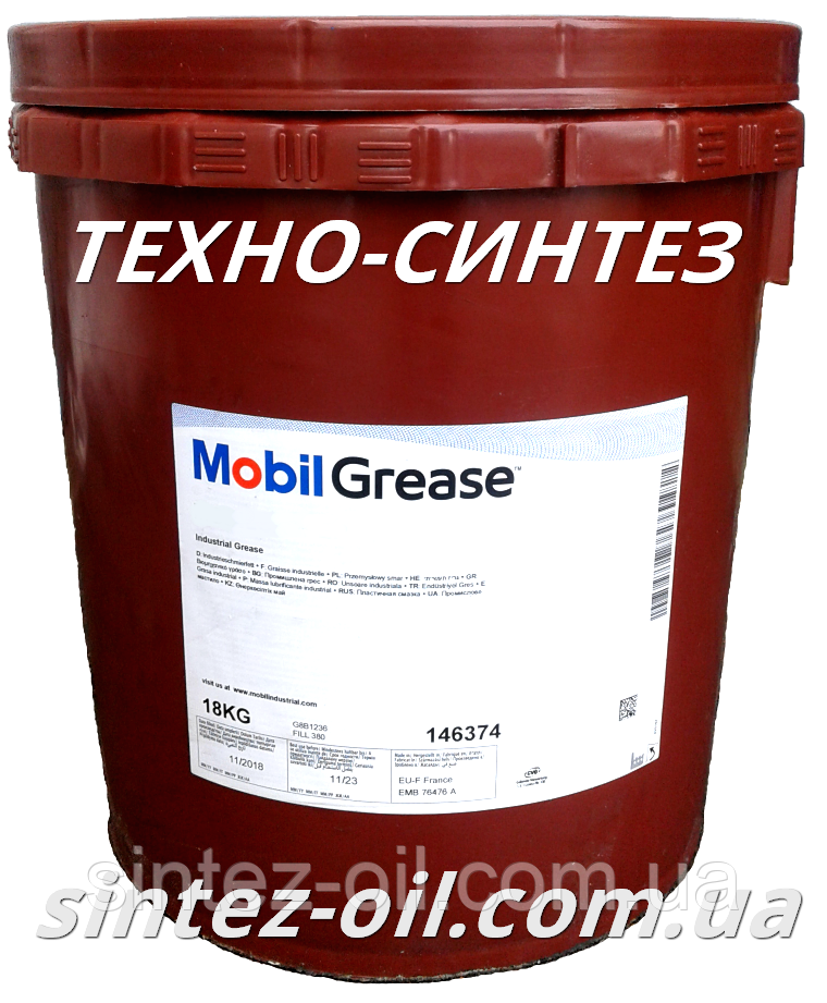 Мастило Mobilith SHC 220 (16 кг)