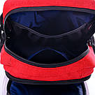 Рюкзак школьный Zaino с принтом Art can change your Life.(505), фото 3