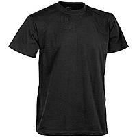 Футболка Helikon T-shirt Black (M,L,XL,XXL) (TS-TSH-CO-01)