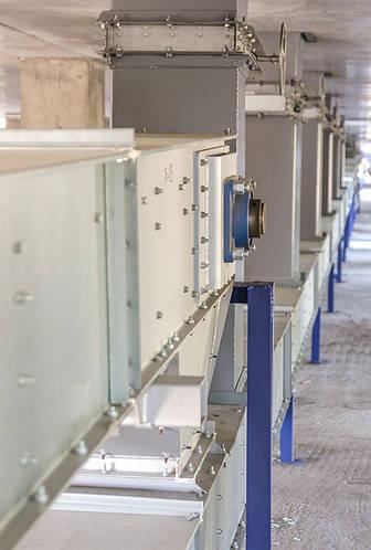 То и ремонт скребковых транспортеров конвейерное оборудование зао