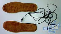 Стельки горячие электрические с подогревом USB