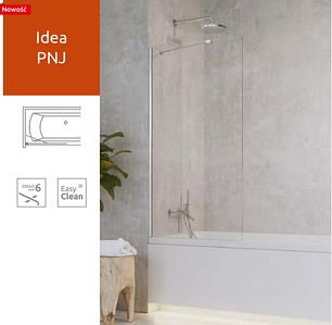 Шторка для ванны Radaway Idea PNJ