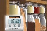 Бесконтактный электронный термометр + гигрометр ClimaHome-Check Laserliner 082.028A, фото 4