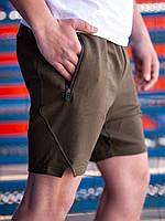 Спортивные шорты BEZET Tech khaki '19