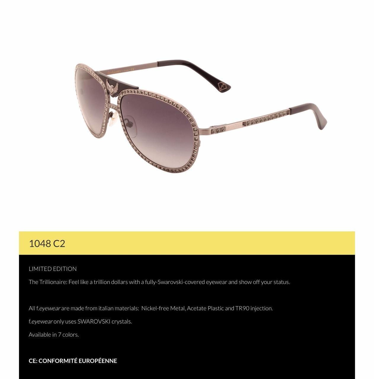 Солнцезащитные очки Fashion TV 1048