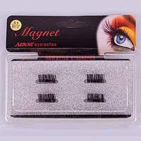 Ресницы для наращивания Aibor Magnet, многоразовые pro