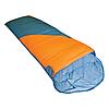Спальный мешок Tramp Fluff оранжевый/серый L