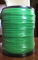 Леска для мотокос 2,7мм ВИТАЯ (Twist/ крученный квадрат) 441м X-Treme