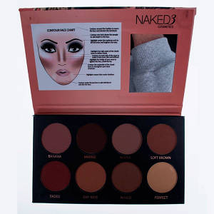 Контурный набор Naked3 Contour Kit 7128