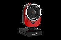Веб-камера Genius QCam 6000, Красный 32200002401