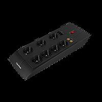 Сетевой фильтр-удлинитель CyberPower SB0701AD-FR