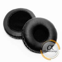 Амбушюри для навушників Rapoo H3010 H3080 H6020 H6080 H7300 H8000 H8010 50мм чорні, фото 1