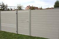 ОПТ - Доска из ДПК для забора Polymer&Wood PREMIUM 150х25х2200/3000 мм