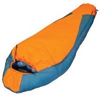 Спальний мішок Tramp Oimykon оранжевий/сірий R
