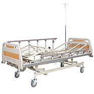 Кровать функциональная трехсекционная механическая для отделений интенсивной терапии OSD-94U, фото 2