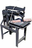 Оборудование для резки кирпича. Верстак Дятел