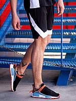 Спортивные шорты BEZET Avant-garde black/white'19