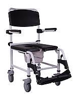 Кресло-каталка для душа и туалета «Wave», фото 2