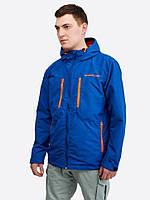 Куртка чоловіча вітровка Urban Planet WR2 ON синя XS S M L XL XXL