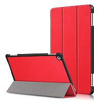 """Чехол для Huawei MediaPad M5 lite 10.1"""" Anomaly Slim Smart Cover Красный"""