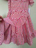 Ошатне літнє плаття для дівчаток., фото 4