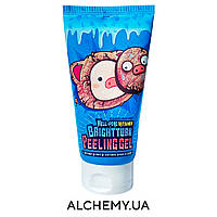 Витаминный пилинг-гель ELIZAVECCA Hell Pore Vitamin Brightturn Peeling Gel 150ml для сияния кожи
