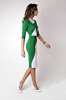 Оригинальное трикотажное платье от производителя
