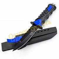 Нож для дайвинга OT021 с ножнами, фото 1