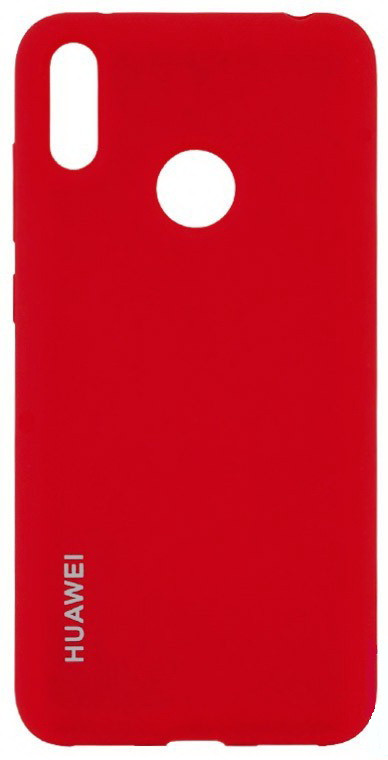 Накладка Huawei Y7 2019 Original Case Red