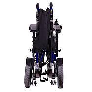 Коляска инвалидная с электроприводом складная PCC, фото 5
