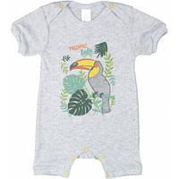Песочник детский Верес Tropic baby трансферная рибана 62 серый