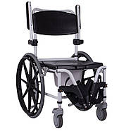 Кресло-каталка с санитарным оснащением Swinger, фото 2